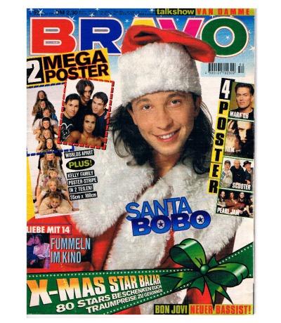 BRAVO Ausgabe Nr52 Komplett mit Postern