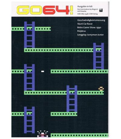 Ausgabe 01/06 - 2006 - GO64