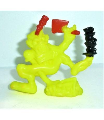 Poltergeist neon gelb Monster in my
