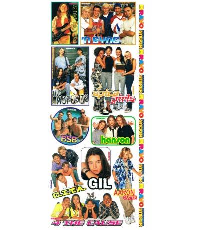 Bravo Sticker aus den 90ern BRAVO