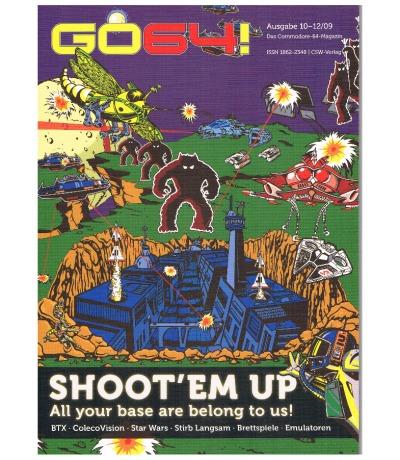 Ausgabe 10-12/09 Retro 14 GO64 Das
