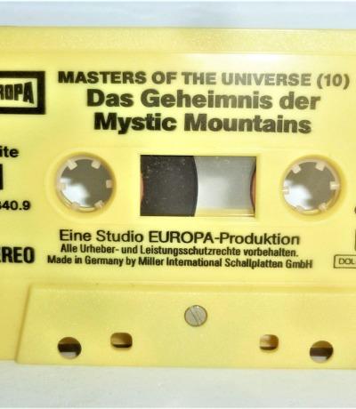 Das Geheimnis der Mystic Mountains - Nr. 10 - Masters of the Universe