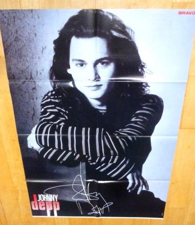 Johnny Depp Poster Poster aus einem