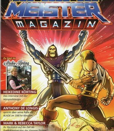 Die Welt der Meister Magazin Ausgabe