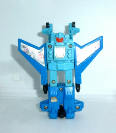 Transformers Dogfight Kampfjet G1 Triggerbots and