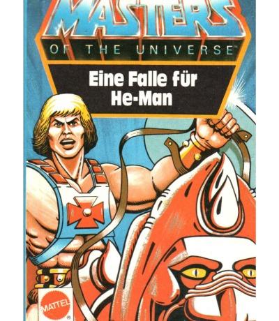 Eine Falle für He-Man - Masters of the Universe / He-Man - Mattel / Ladybird books