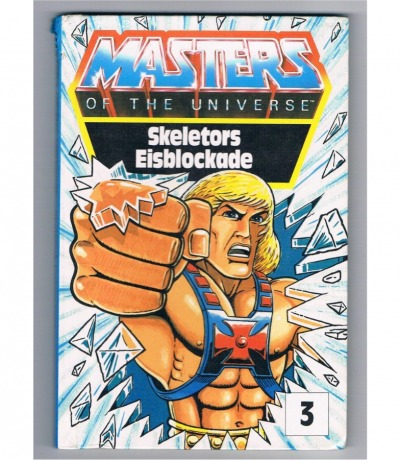 Skeletors Eisblockade Masters of the Universe