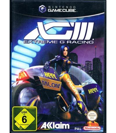Nintendo GameCube XG III Extrem Racing