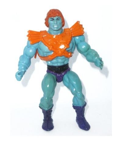 Faker - Masters of the Universe / He-Man MOTU Actionfigur - Vintage Figur von Mattel aus den 80ern.