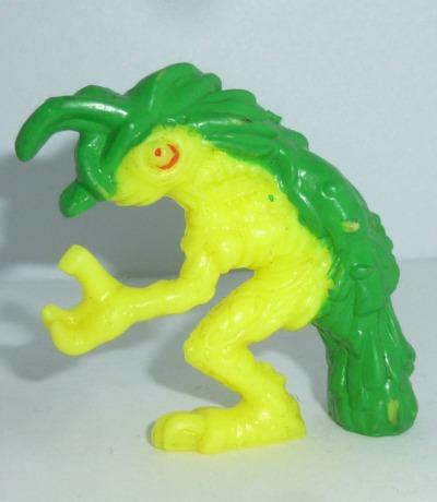 Monster in my Pocket - Fachen - Figur neon gelb - Serie 4 - Super Scary - 1992 Matchbox