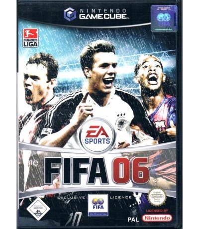 FIFA 06 - Nintendo GameCube