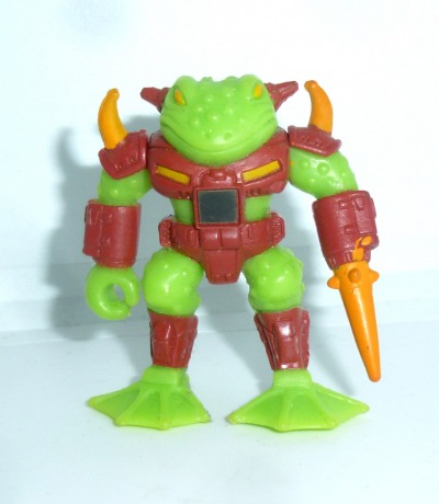 Battle Beasts Horny Toad Actionfigur Serie