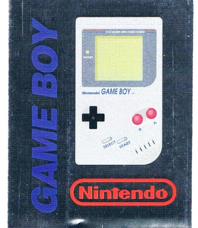 Nintendo Game Boy Sticker Merlin Sticker