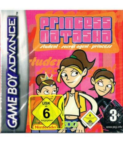 Princess Natasha Student Secret Agent Princess
