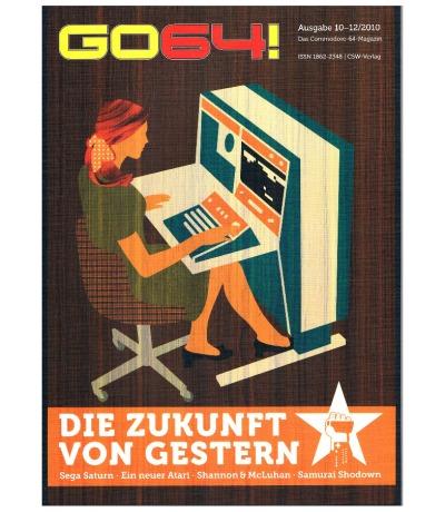 Ausgabe 10-12/2010 Retro 18 GO64 Das
