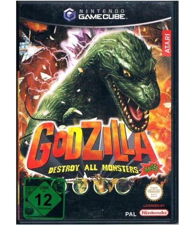 Nintendo GameCube - Godzilla
