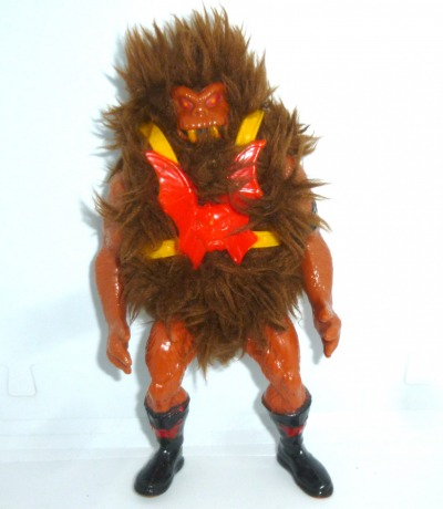 Masters of the Universe Grizzlor He-Man/MOTU