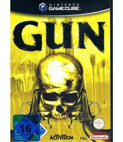 GUN - Nintendo GameCube
