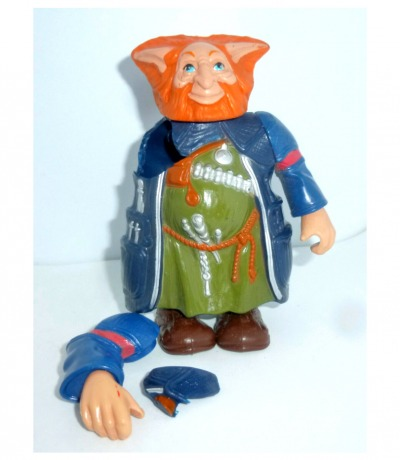 Masters of the Universe Gwildor defekt