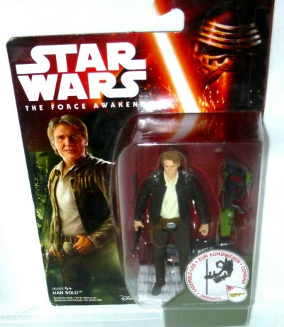 Han Solo Star Wars The Force