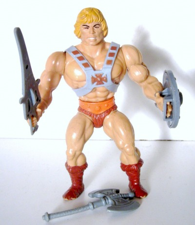 Masters of the Universe He-Man komplett