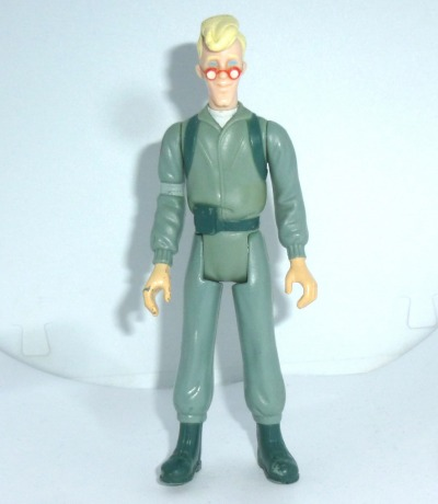 Egon Spengler - The Real Ghostbusters