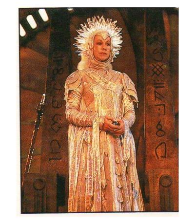 Sorceress Panini Sticker Nr Masters of