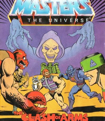 The Clash of Arms Mini Comic