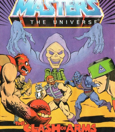 The Clash of Arms - Mini Comic - Masters of the Universe / He-Man