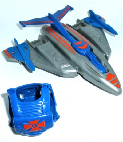 Jet Sled - Heroic Rocket Sled & Jetpack - Masters of the Universe