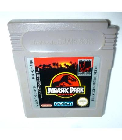 Jurassic Park - Nintendo Game Boy