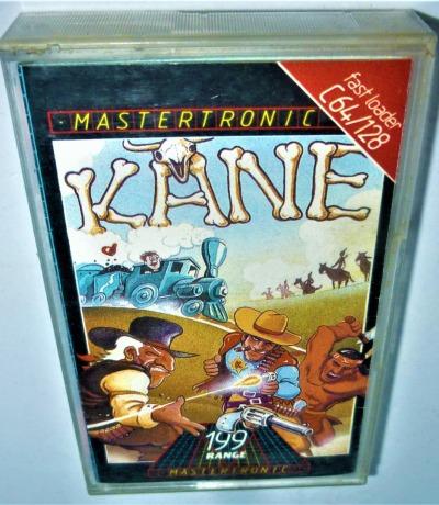 KANE - Kassette - C64 / Commodore 64