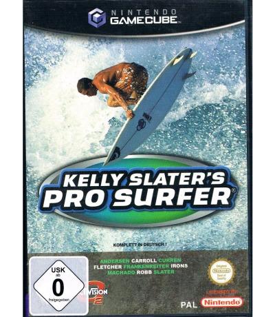 Nintendo GameCube Kelly Slaters Pro Surfer
