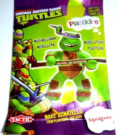 Donatello Knet-Set Teenage Mutant Ninja Turtles