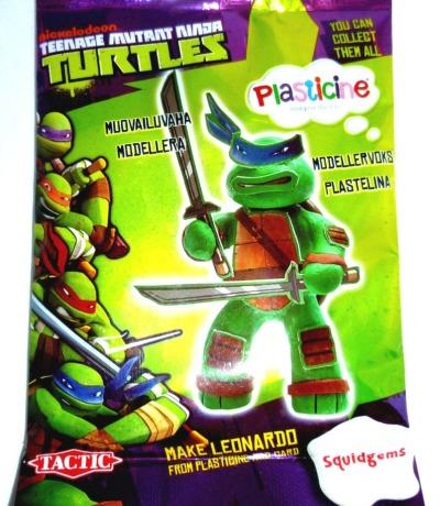 Leonardo Knet-Set Teenage Mutant Ninja Turtles