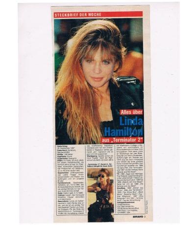 Linda Hamilton - Terminator 2 -