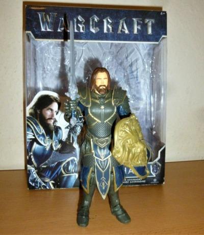 Lothar - Warcraft Actionfigur