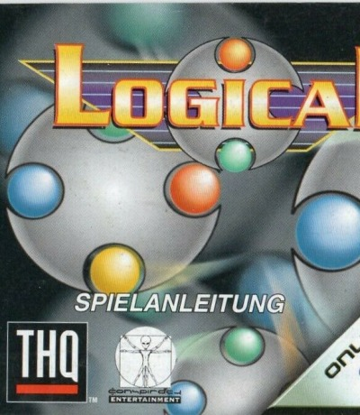 Logical Anweisung / Spielanleitung / Handbuch - Game Boy Color