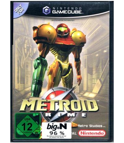 Metroid Prime - Nintendo GameCube