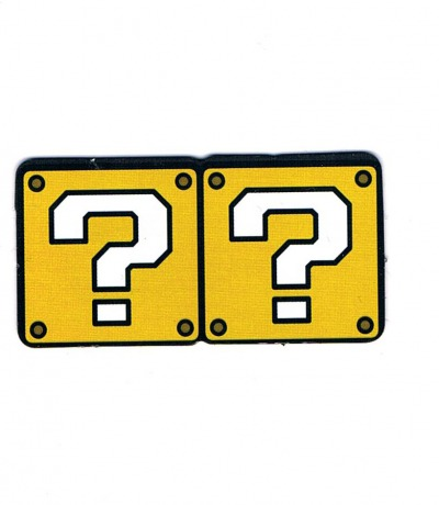Super Mario Bros Magnet Münzblock Nintendo