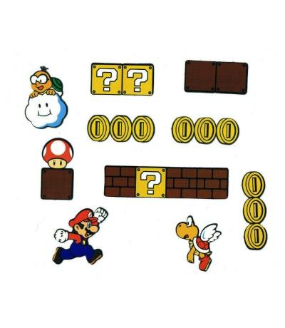 Super Mario Bros Magnete Münzen Parakoopa