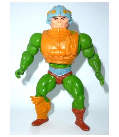 Man-At-Arms - Mattel Inc 1981 - TAIWAN - Masters of the Universe / He-Man