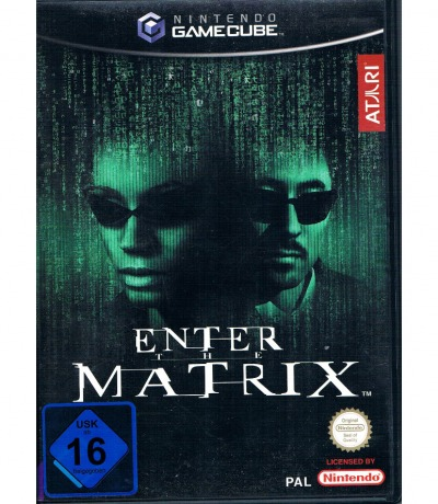 Enter the Matrix - Nintendo GameCube