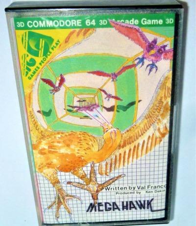C64 Mega Hawk Kassette Datasette Commodore