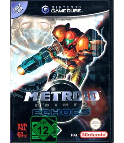 Nintendo GameCube - Metroid Prime 2