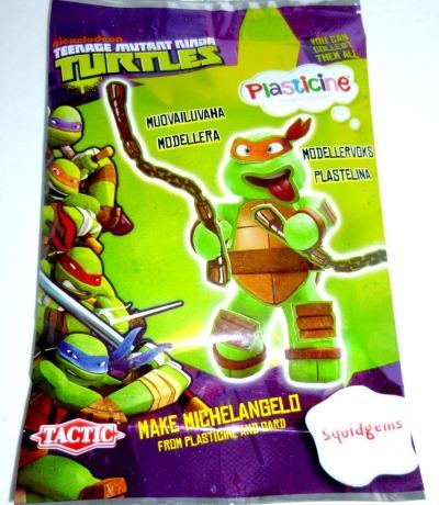 Michelangelo Knet-Set Teenage Mutant Ninja Turtles