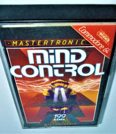 C64 Mind Control Kassette Datasette Commodore