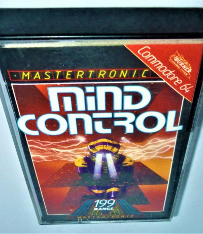 Mind Control - Kassette - C64 / Commodore 64