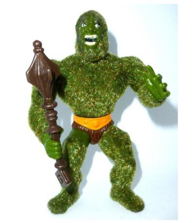 Moss Man - Komplett - Masters of the Universe / He-Man Actionfigur - Vintage Figur von Mattel aus den 80ern.