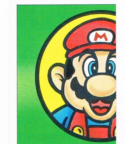 Sticker Nr Sticker Activity Album Nintendo